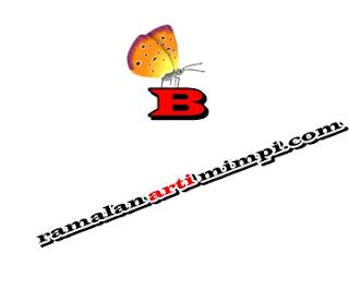 Arti Mimpi Alphabet B