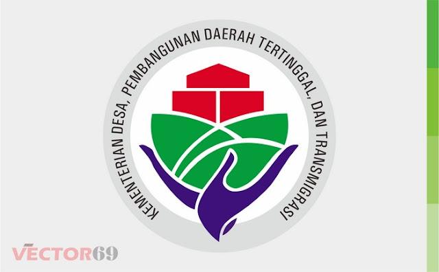 Logo Kementerian Desa, Pembangunan Daerah Tertinggal dan Transmigrasi (Kemendesa PDTT) - Download Vector File CDR (CorelDraw)