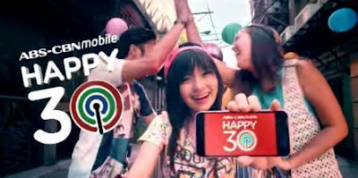 ABS CBN Mobile 5 FOR 30 Promo