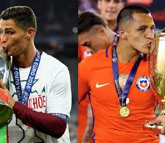 Portugal vs Chile en Semifinales Copa FIFA Confederaciones Rusia 2017
