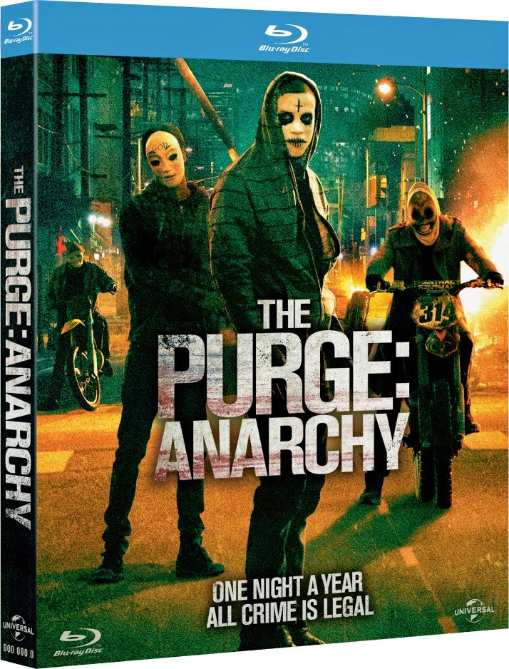 The Purge Anarchy Blu-ray Descargar BD25