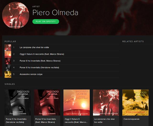 Piero Olmeda su Spotify