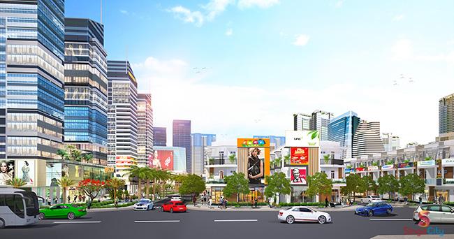 dự án Singa City 1