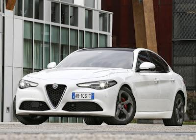 Η νέα, πολυαναμενόμενη Alfa Romeo Giulia θα φοράει Goodyear