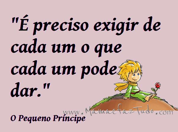 Frases Do Pequeno Príncipe Que Nos Faz Refletir Valiosas Lições De