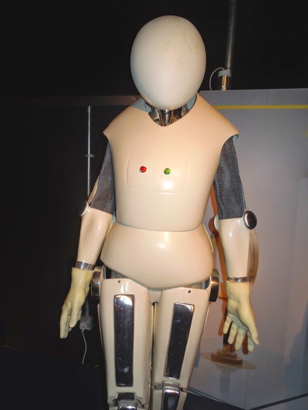 Doctor Who Handbot costume