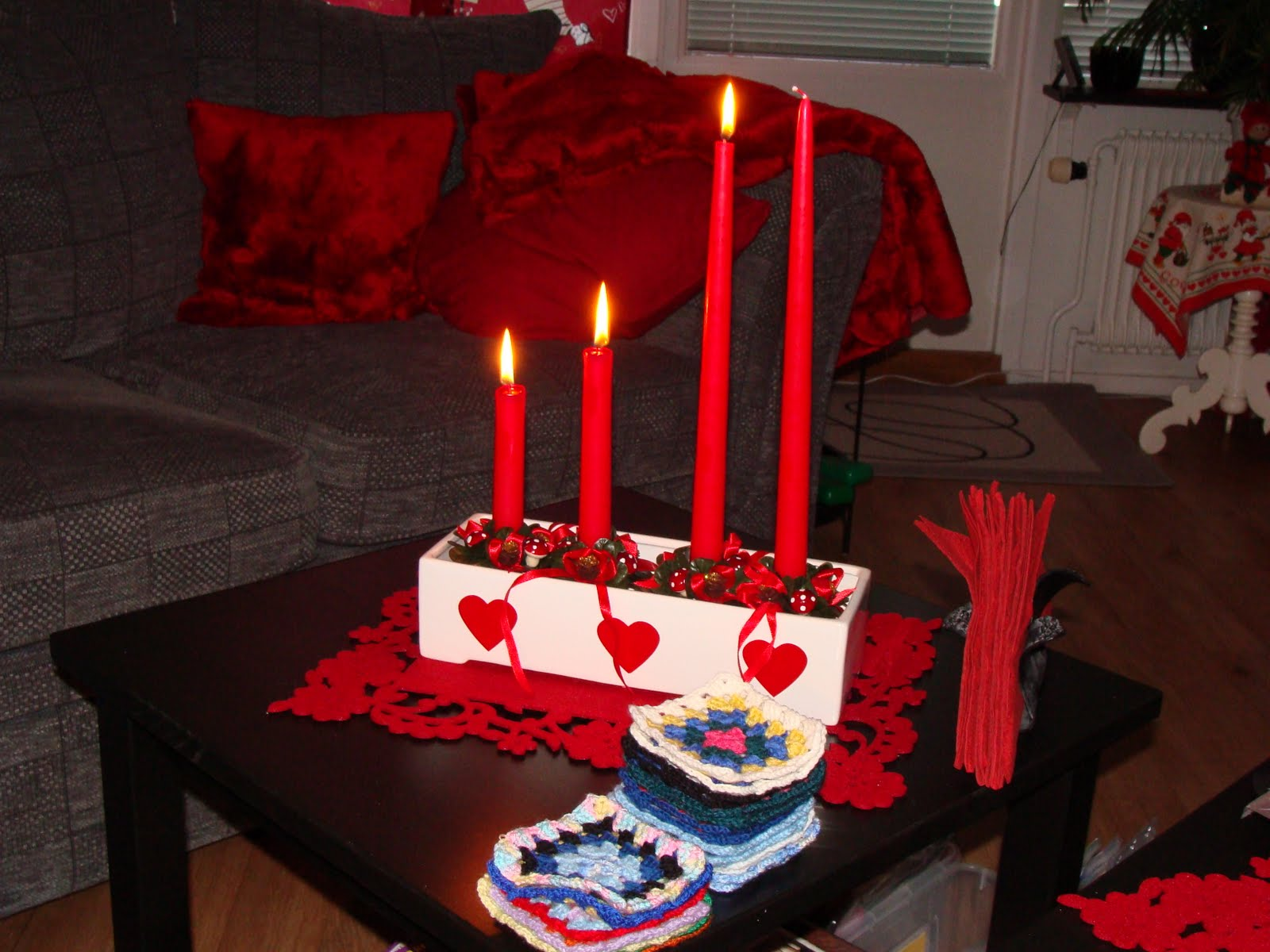 anelma handarbetar julmarknad o 3 e advent. Black Bedroom Furniture Sets. Home Design Ideas