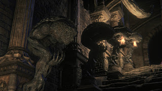 Statues of Yharnam