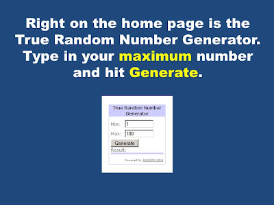 Random Number Generator Technology Tutorial!