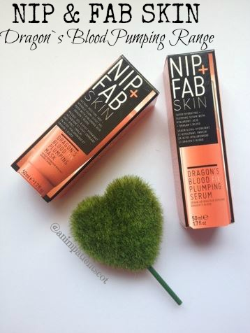 Nip & Fab Skin Dragon Blood Plumping Mask & Serum
