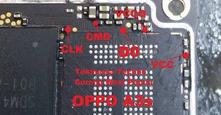 ISP Oppo A3s