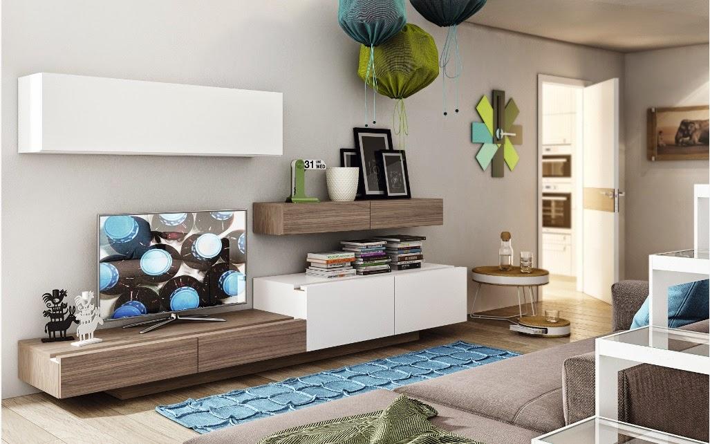 Fotografias de muebles de salon modernos