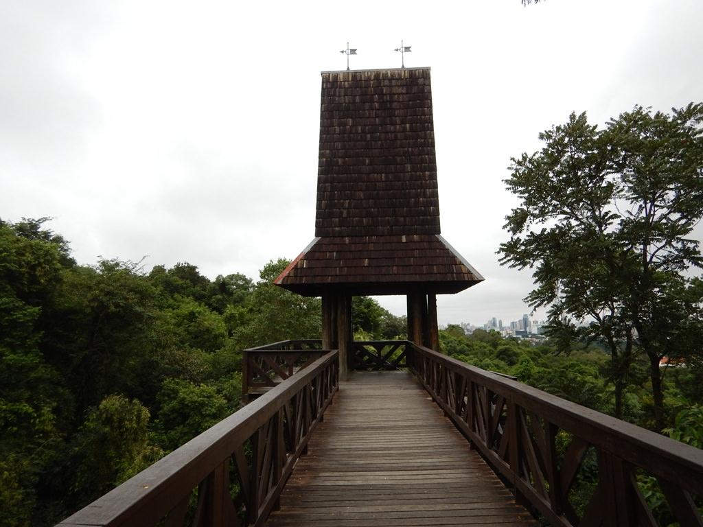 Bosque do Alemão em Curitiba
