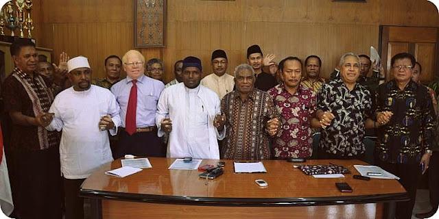 Menteri Agama Wikipedia: Kementerian Agama Provinsi Papua Satukan Langkah Pemuka
