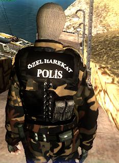 Mta Polis Ozel Harekat Skini