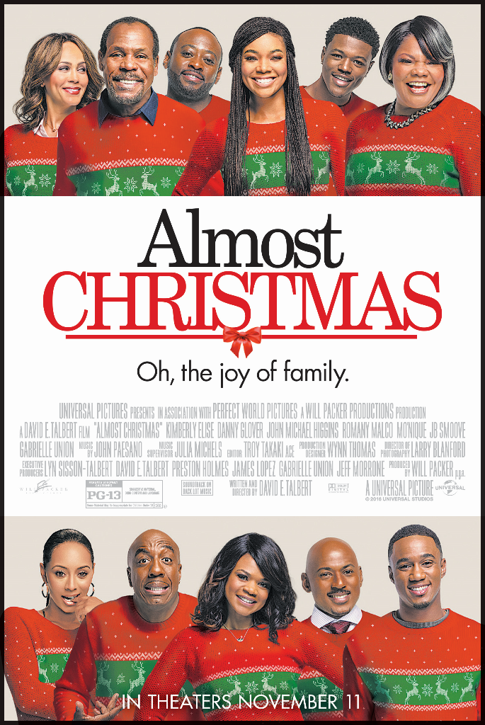 Movie Almost Christmas (2016) Online
