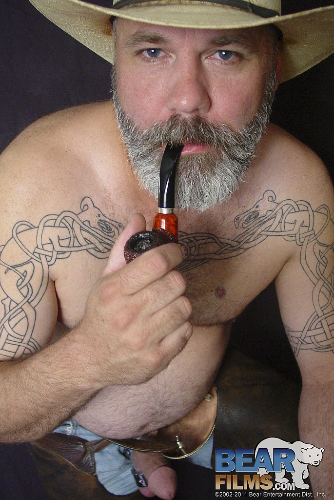 from Leonel gay pipe smoker inhale