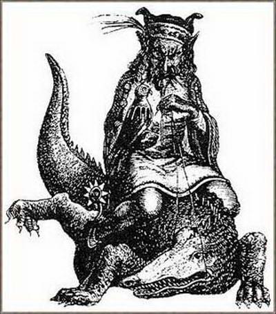 10 Setan Yang Bertanggung Jawab Melakukan Kejahatan Pada Manusia