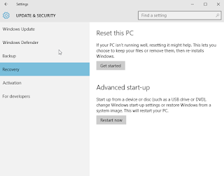How to boot safe mode in windows 10