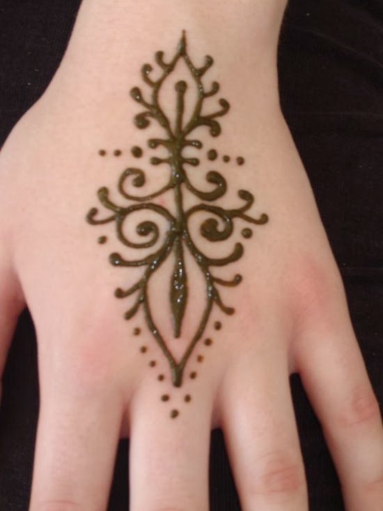 Little Girls Mehndi Designs - Mehndi Designs, Henna ...