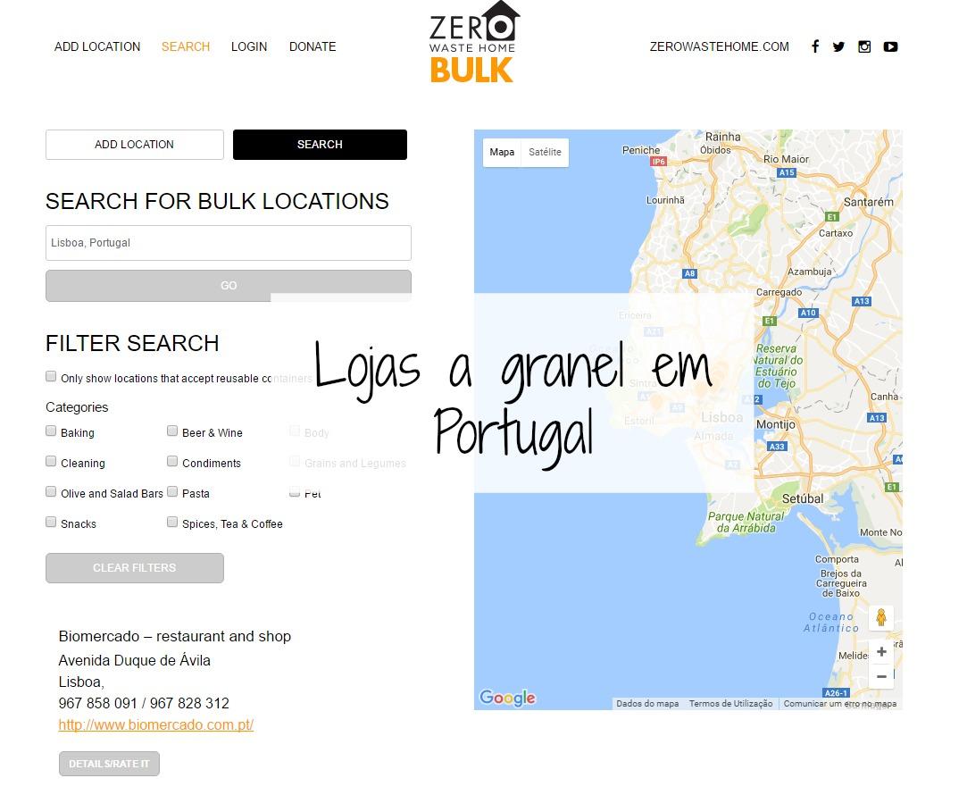 a14cb74594 Queremos criar uma comunidade desperdício zero em Portugal e partilhar  ideias experiências dificuldades de quem pretende seguir este estilo de ...