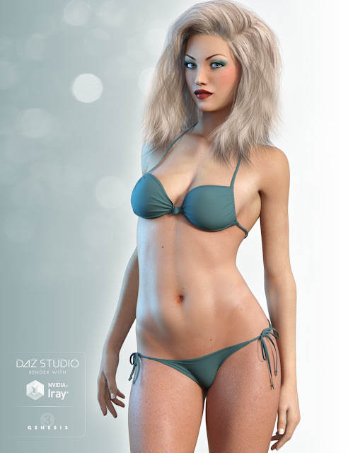 Ingrid for Genesis 3 Female