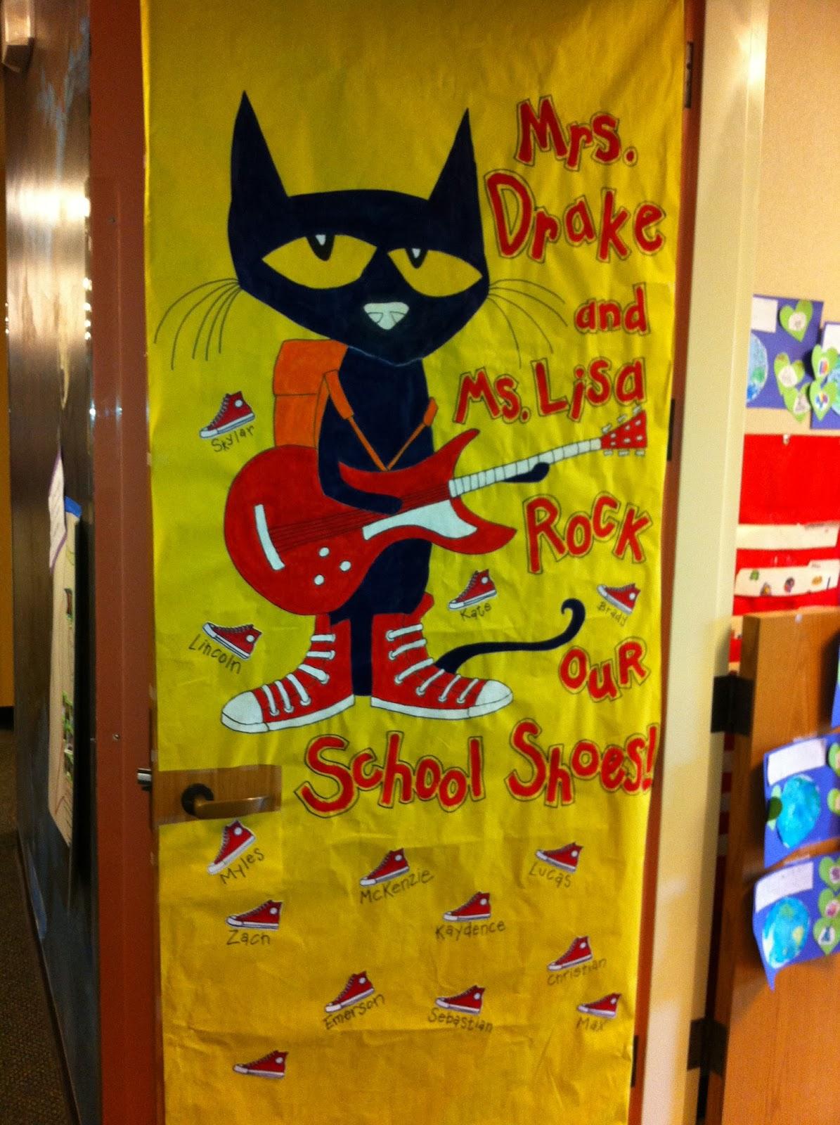 Mrs. Drake's Pre-K Bear Paws: Pete The Cat