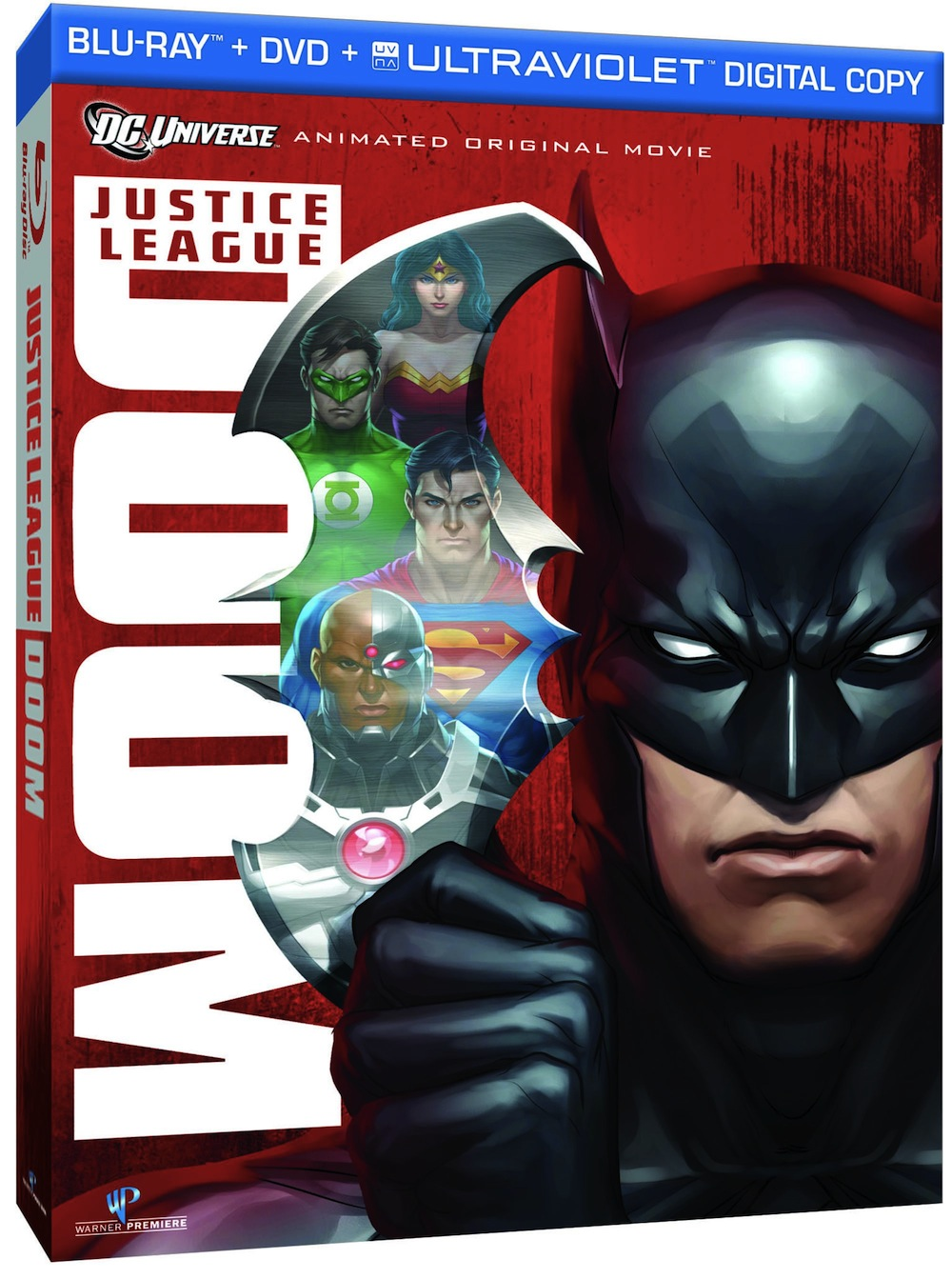 Justice League Doom Stream