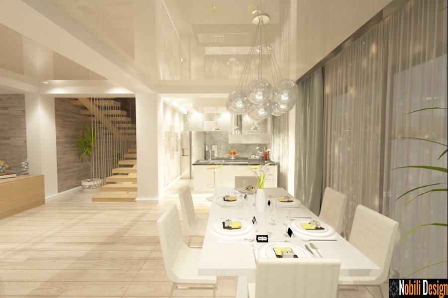 Design interior casa moderna brasov amenajari interioare for Design casa moderna