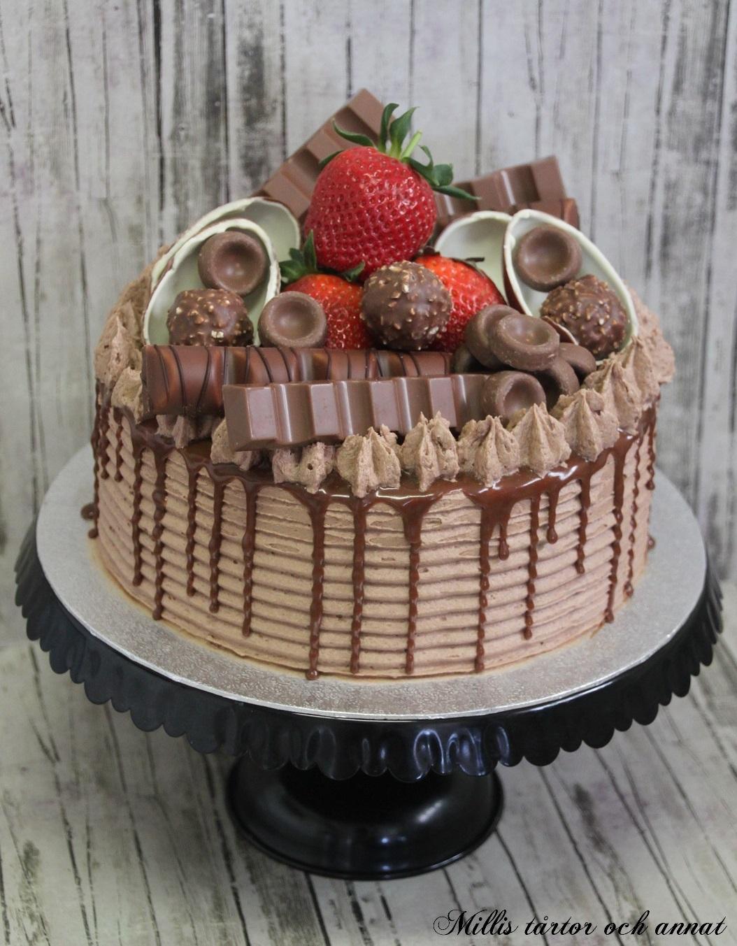 kinder tårta recept