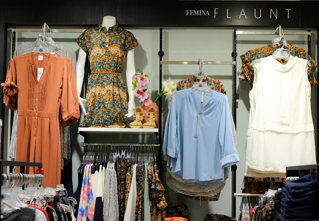 Femina FLAUNT, Shoppers Stop Spring Summer Collection 2016