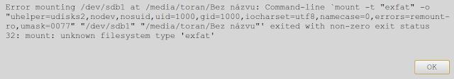 exfat filesystem