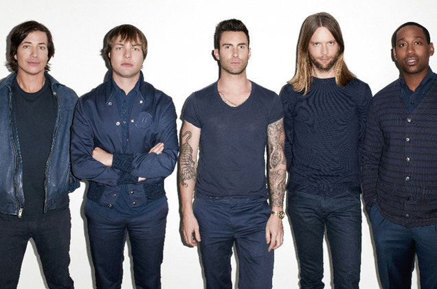 Maroon 5 is Actually Who We Need Performing At The Superbowl