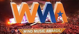 Wind Music Awards 2017 cantanti