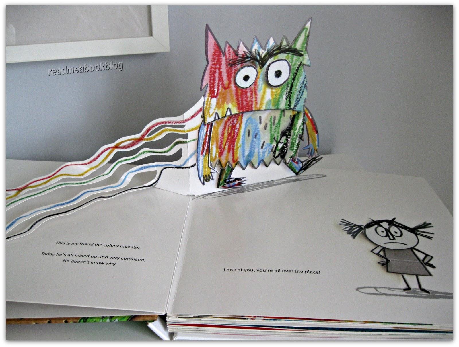 Un libro sulle emozioni impariamole in inglese read me - Libro immagini a colori ...