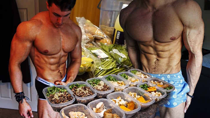 How Many Meals Should Be Eating Per Day For bodybuilders