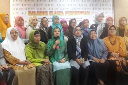 Halaqah Ulama Perempuan, Kuatkan Persaudaraan di Tahun Politik dan Jaga Keutuhan NKRI