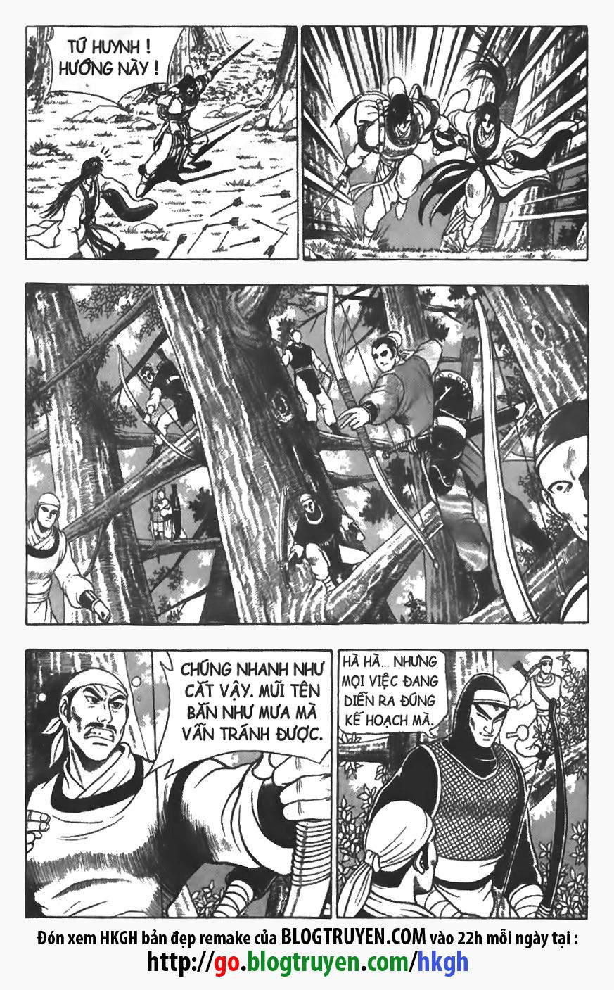 Hiệp Khách Giang Hồ Chap 085