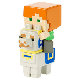 Minecraft Riders Alex Mini Figure