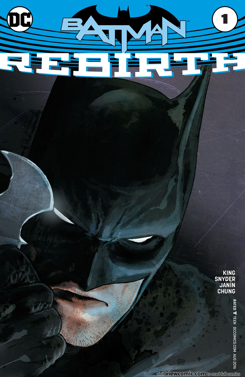 batman rebirth 001 2016 viewcomic reading comics