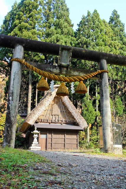 gokayama temple