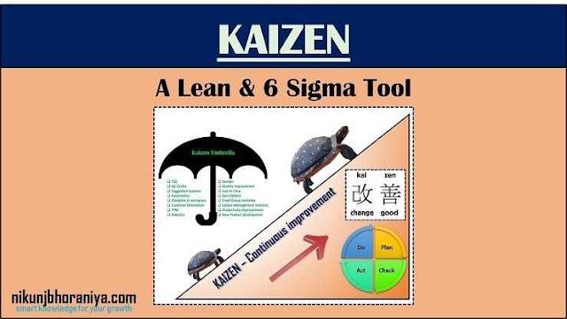 Kaizen or Continuous Improvement