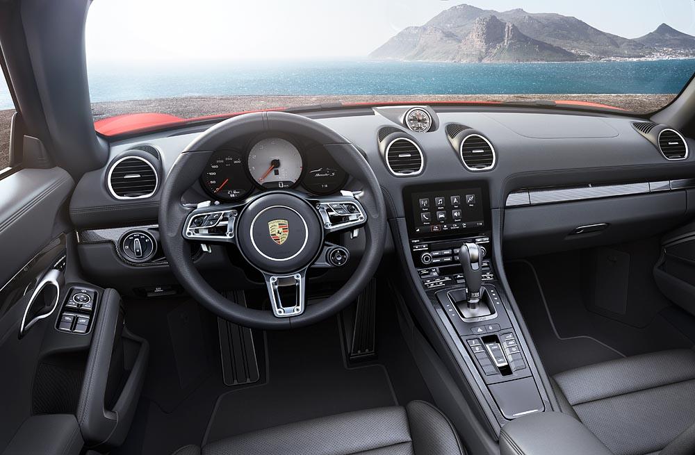 10 Με δίλιτρο turbo μπόξερ 300 ίππων η Porsche 718 Boxster Porsche, Porsche 718 Boxster, Porsche 718 Boxster S, Porsche Boxster, Roadster, videos