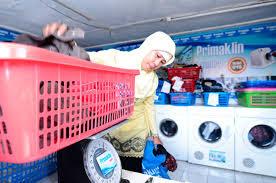 Usaha Laundry Kiloan Rumahan