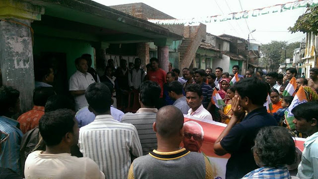 16115016 1239622786120726 2411224659715108426 n Youth leader Samarendra Mishra Dada Campaigning for ZP candidate Sridhara Barik at Chandanbhati.
