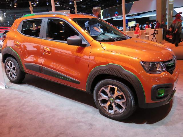 Novo Renault Kwid 2017