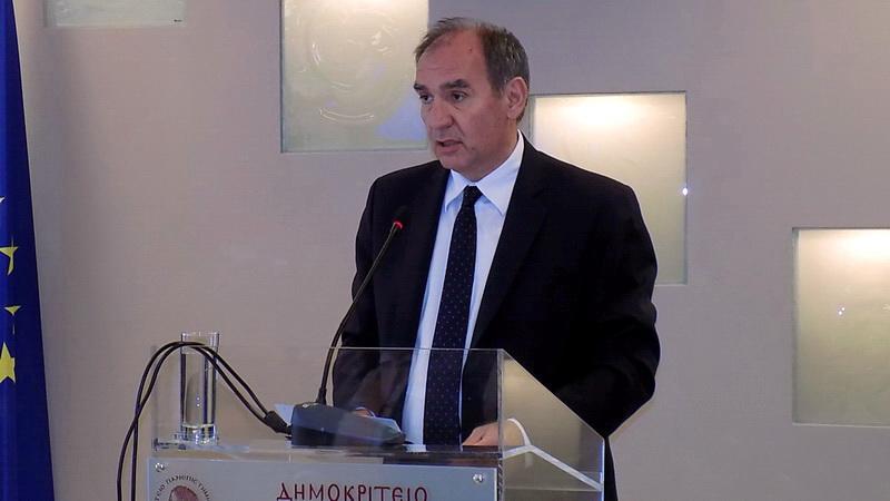 Τέλος ο Πρύτανης Καραμπίνης από το Δημοκρίτειο Πανεπιστήμιο Θράκης - Νέα εποχή για το ΔΠΘ