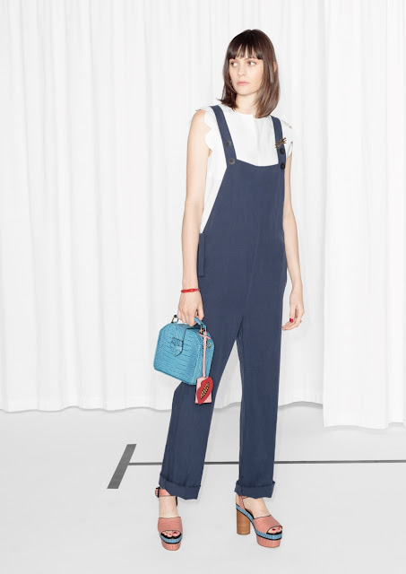 stories dungarees, stories jumpsuit,