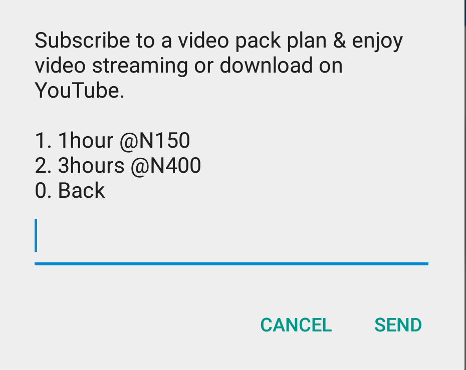 How To Activate MTN YouTube Data Plans For August 2018