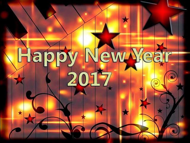 Happy New Year 2017 HD Wallpaper 7